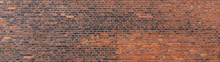 Texture Of Old Grunge Red Brick Wall Background