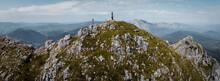 Montañas En La Primavera
