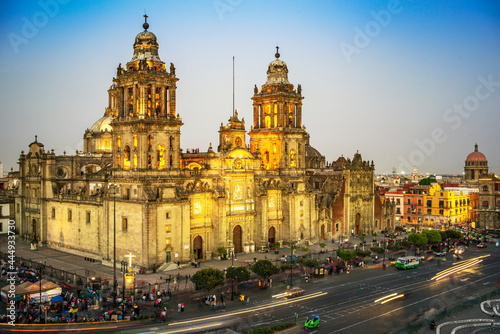 Fotografie, Obraz Mexico City