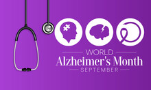 World Alzheimer's Month Is Observed Every Year In September,  It Is A Progressive Disease, Where Dementia Symptoms Gradually Worsen Over A Number Of Years. In Its Early Stages, Memory Loss Is Mild.