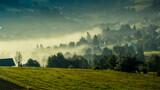góry, mountains, krajobraz, sky, niebo