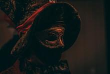 Halloween Costume Mysterious