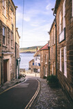 Robin's Hood Bay - small, english town by the sea