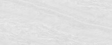 Panorama Abstract White Marble Texture And Background For Design