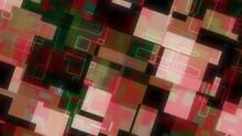 Digital Tecnology Style Line Shape Effect Background