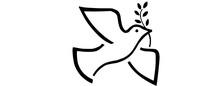 A Symbol Of Dove.