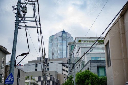 Fotografering 六本木 都会の風景