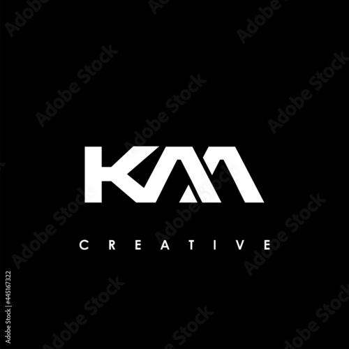 Wallpaper Mural KAA Letter Initial Logo Design Template Vector Illustration