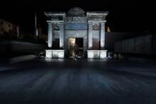 Triumphal Arch In The Night, Cordoba