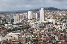 Caruaru Vista Do Monte Bom Jesus Pernambuco Caruaru Nordeste