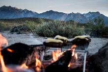 Mountain Campfire