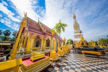 Phra That Phanom Borom Chedi Thai Temple