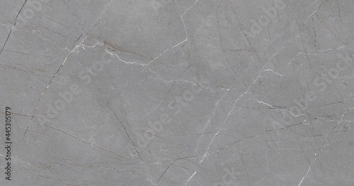 natural gray marble texture with high resolution floor marble for interior exterior home decoration and ceramic tiles surface Fototapet