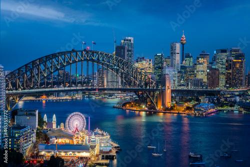 Fotografie, Obraz Cityscape image of Sydney