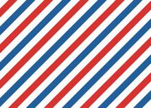 Classic Barbershop Pole Background Wallpaper