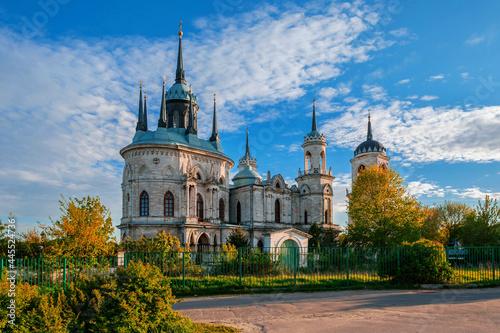 Billede på lærred Catholic church in Bykovo, Moscow region