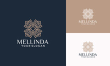 Luxury Logo For Beauty Spa Salon Cosmetics Brand