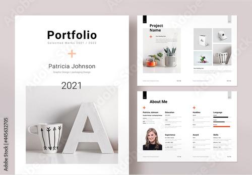 Portfolio Layout