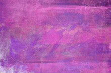 Abstract Magenta Painting Background
