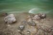Steine am Fluss – Wasser in Bewegung 1