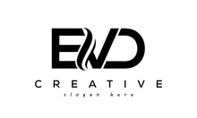 Letter EVD Creative Logo Design Vector