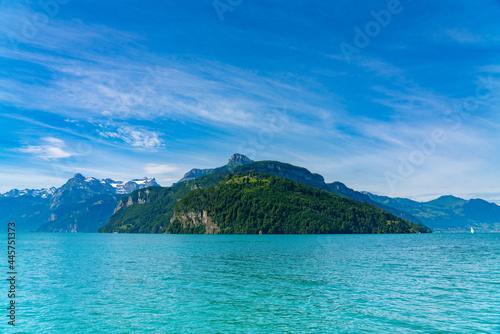 Fototapeta Lucerne Lake