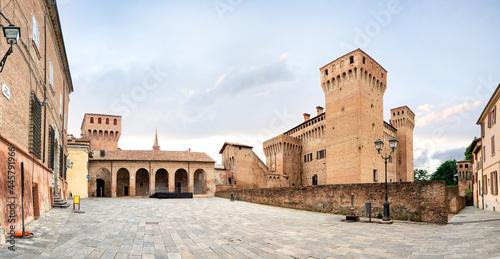 Canvastavla Vignola Castle / Fortress - Modena