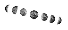 Negative Phases Moon