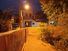Old House In The Night