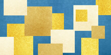 Yellow And Blue Tiles