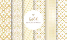 Luxury Seamless Pattern Collection