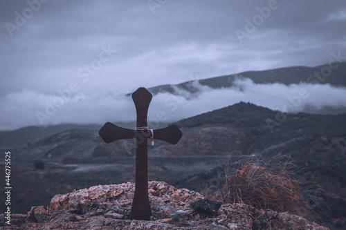Valokuvatapetti cruz