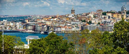 Fényképezés Estambul ciudad histórica y monumental entre la vieja Europa y Asia