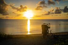 沖縄県石垣島の海がある風景 Ishigaki Okinawa
