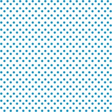White And Blue Polka Dot Seamless Pattern. For Plaid, Tablecloths, Clothes, Shirts, Dresses, Paper, Bedding, Blankets, Quilts, And Other Textile Products. Vector Background.