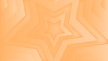 Dynamic Lite Orange Star Background