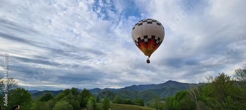 Obraz na plátně hot air balloon