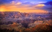 Grand Canyon Sunset - USA
