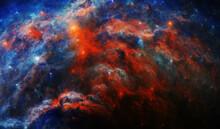 Emission Falls Nebula - 13020 X 7617