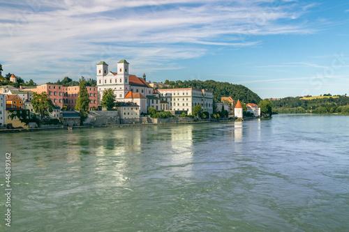 Altstadt Passau Fotobehang