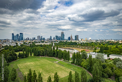 Fotografía Skra Warszawa