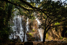 Karera Falls, Located In ISHANGA, MpingaKayove Commune In Rutana Province In South-est Of Burundi. It Is One Of The Place In The Country Attacts Local And Foreigner Tourists.