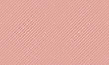 Festive Rose Gold Diagonal Stripes Background. Stylish Striped Background With Slanted Lines In Rose Gold. Millennial Pink Rose Gold. Elegant Luxury Art Deco Pattern. Vector Illustration EPS10