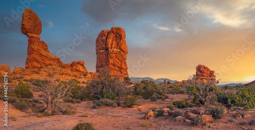 Arches National Park Fototapet
