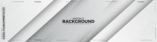 Canvastavla Abstract banner design web templates, horizontal header web banner