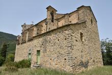 Eglise San Quilicu à Giocatojo, Corse