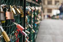 Locks On The Bridge