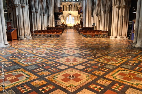 Catedral de San Patricio, Irlanda Fototapet