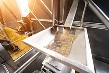 The Technological Process Of Grinding Malt Seeds At The Mill