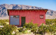 Homesteads In Twentynine Palms And Wonder Valley, Calif. May 2020.